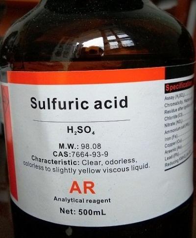 Top 7 loại hoá chất công nghiệp được bán nhiều trên thị trường